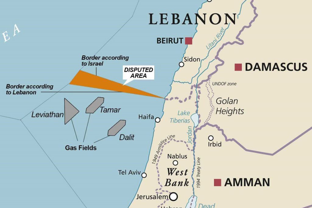 What is at Stake in the Current Negotiations Between Lebanon and Israel?